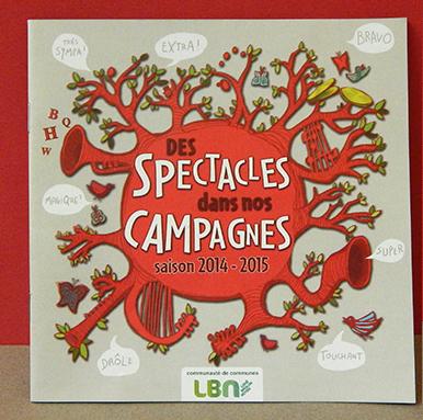 illustration-couverture-plaquette-saison-culturelle-spectacles-campagnes-sarthe-loue-collectivite-commune-dessin-graphiste