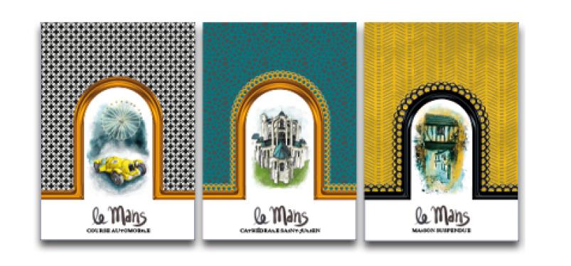 loisir-culture-le-mans-dessin-tourisme-magnet